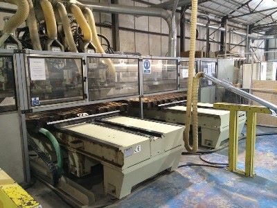 CNC Working Center ANDI NC-2120 PT