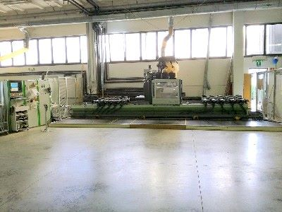 CNC Working center BIESSE ROVER C 6.65 Twin