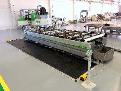 CNC Working center BIESSE ROVER 35 L