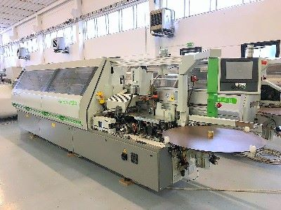 Single-side edgebander BIESSE AKRON 650