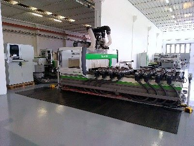 CNC Working center BIESSE ROVER C 6.40