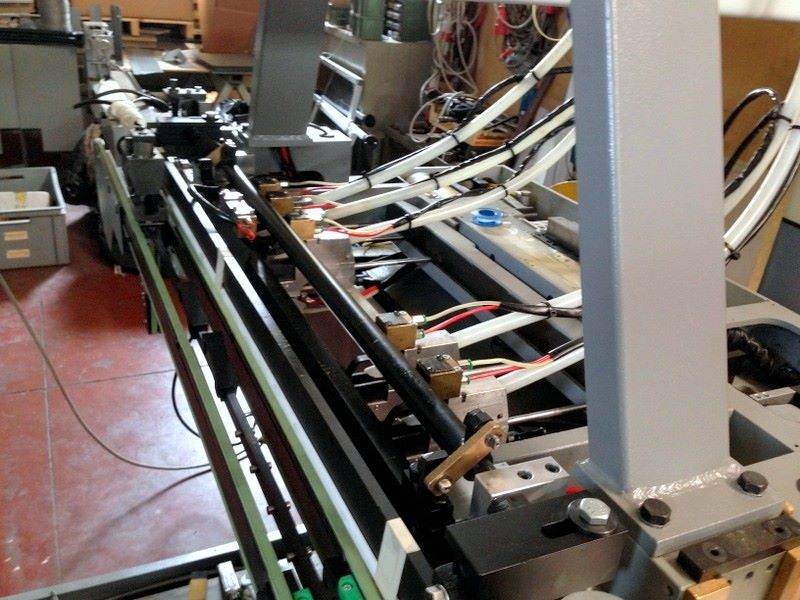 Awesome Caricatore Automatico BIESSE RBO LIFTER C